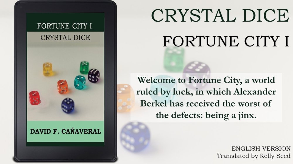 Fortune City I Crystal Dice